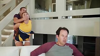 Teens like it BIG - (Gia Derza, Xander Corvus) - Cheeky Cheerleader - Brazzers