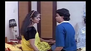 Mallu Uma maheswari thong removed uncensored movie